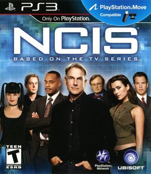 Cover for NCIS.