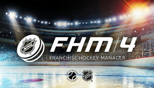 Cover for Franchise Hockey Manager 4.