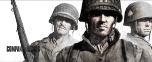 Cover for Company of Heroes .
