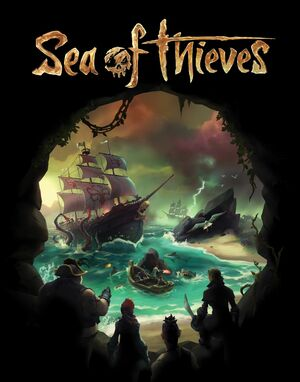 Cover for Sea of Thieves.