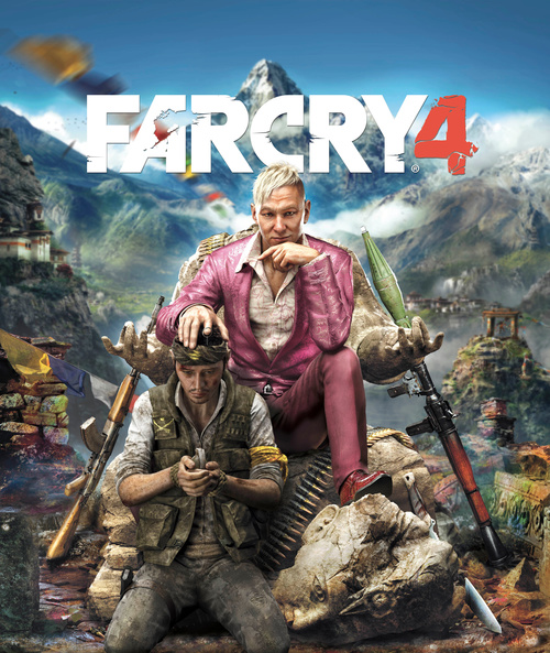 Cover for Far Cry 4.