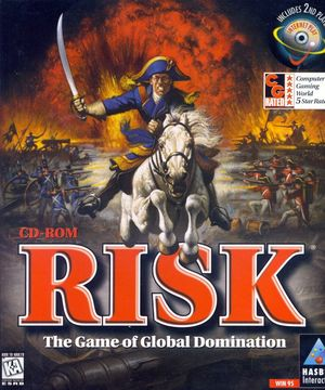 Cover for Risk: The Game of Global Domination.
