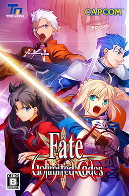 Cover for Fate/unlimited codes.