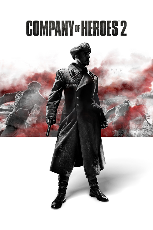 Cover for Company of Heroes 2.