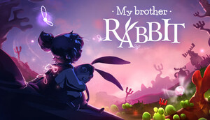 Cover for My Brother Rabbit.