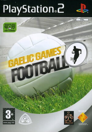 Cover for Gaelic Games: Football.