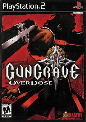 Cover for Gungrave: Overdose.