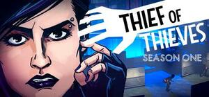 Cover for Thief of Thieves: Season One.