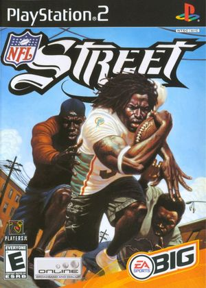 Cover for NFL Street.