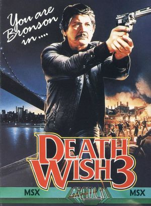 Cover for Death Wish 3.