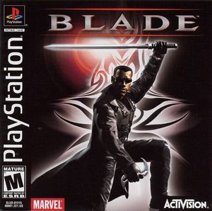 Cover for Blade.