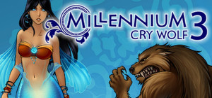 Cover for Millennium 3 - Cry Wolf.