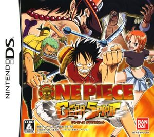 Cover for One Piece: Gear Spirit.