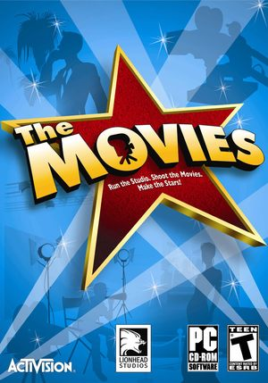Cover for The Movies.