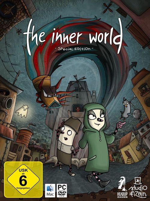 Cover for The Inner World.