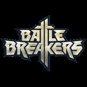 Cover for Battle Breakers.