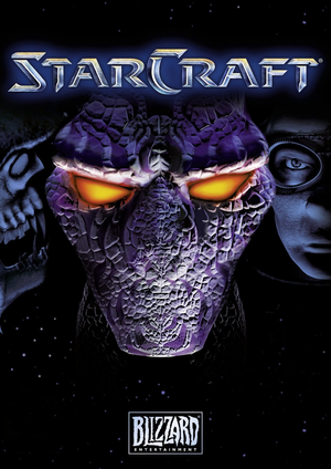 Cover for StarCraft.
