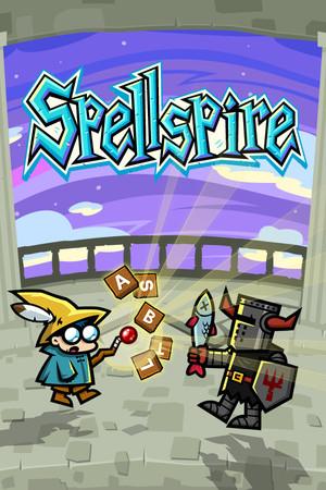 Cover for Spellspire.