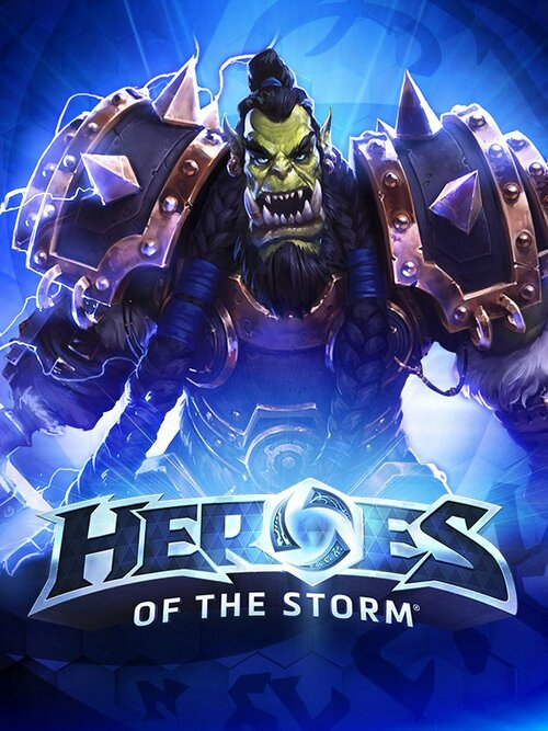 Cover for Heroes of the Storm.