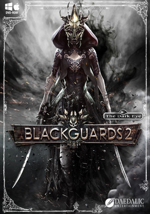 Cover for Blackguards 2.