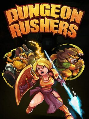 Cover for Dungeon Rushers.