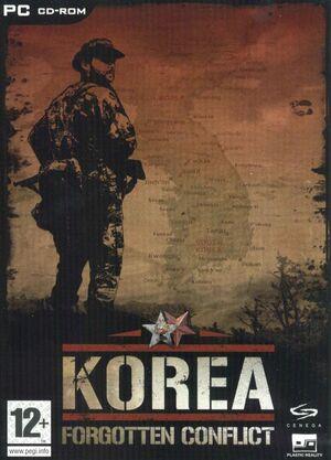 Cover for Korea: Forgotten Conflict.