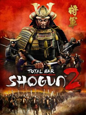 Cover for Total War: Shogun 2.