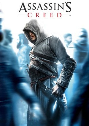 Cover for Assassin's Creed.