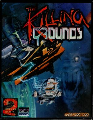 Cover for Alien Breed 3D II: The Killing Grounds.
