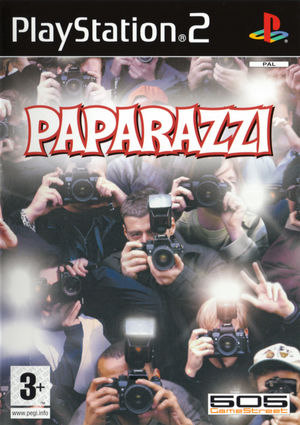 Cover for Paparazzi.