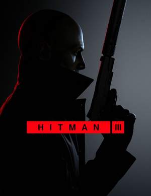 Cover for Hitman 3.