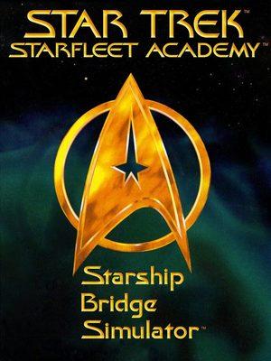 Cover for Star Trek: Starfleet Academy Starship Bridge Simulator.