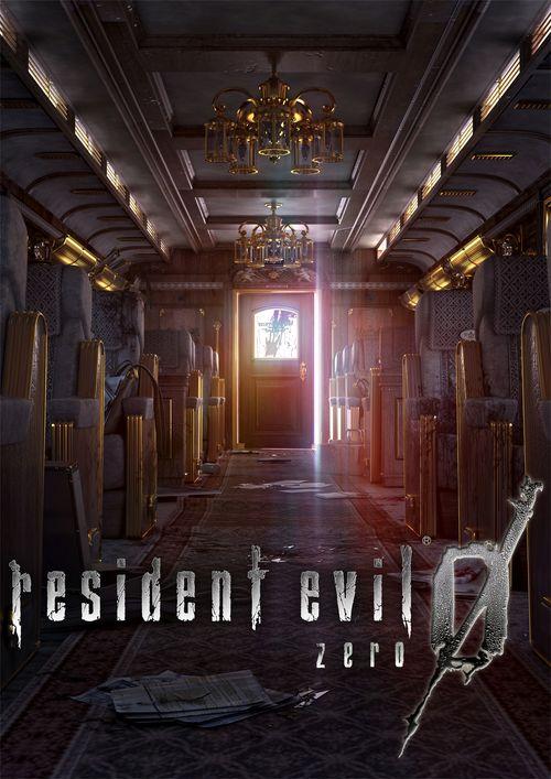 Cover for Resident Evil Zero.