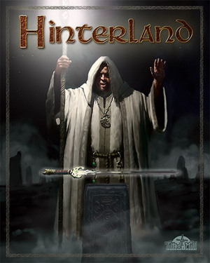 Cover for Hinterland.
