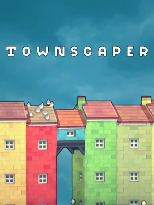 Cover for Townscaper.