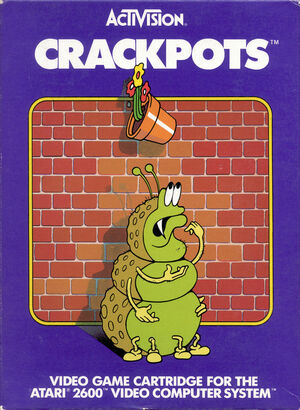Cover for Crackpots.