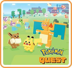 Cover for Pokémon Quest.