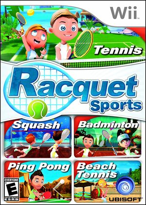 Cover for Racquet Sports.