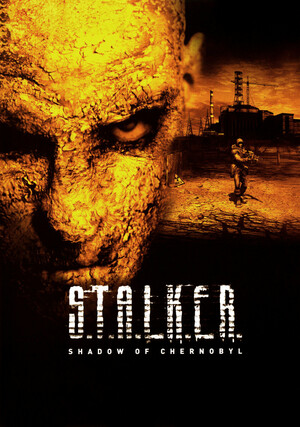 Cover for S.T.A.L.K.E.R.: Shadow of Chernobyl.