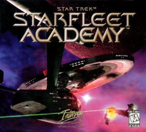 Cover for Star Trek: Starfleet Academy.