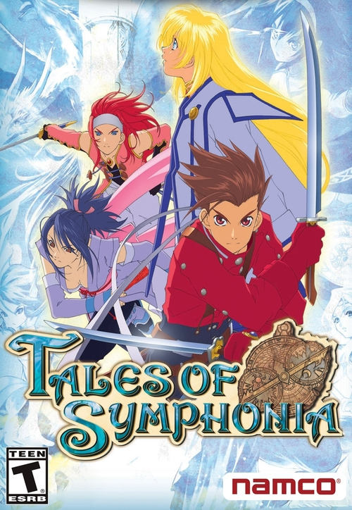 Cover for Tales of Symphonia.