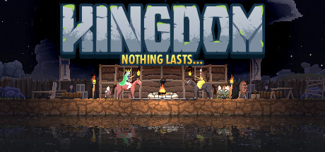 Cover for Kingdom.