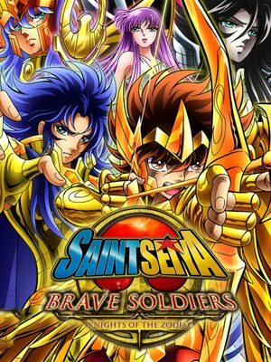 Cover for Saint Seiya: Brave Soldiers.