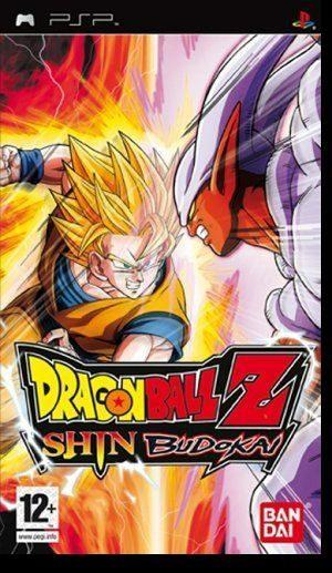 Cover for Dragon Ball Z: Shin Budokai.