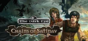 Cover for The Dark Eye: Chains of Satinav.