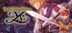 Cover for Ys: The Oath in Felghana.