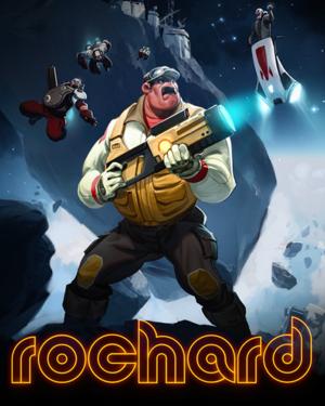 Cover for Rochard.