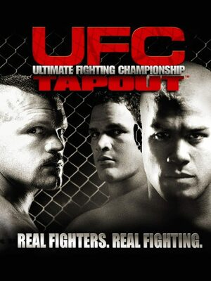 Cover for UFC: Tapout.