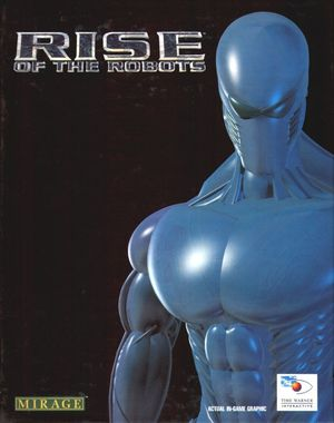 Cover for Rise of the Robots.