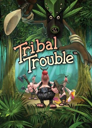 Cover for Tribal Trouble.